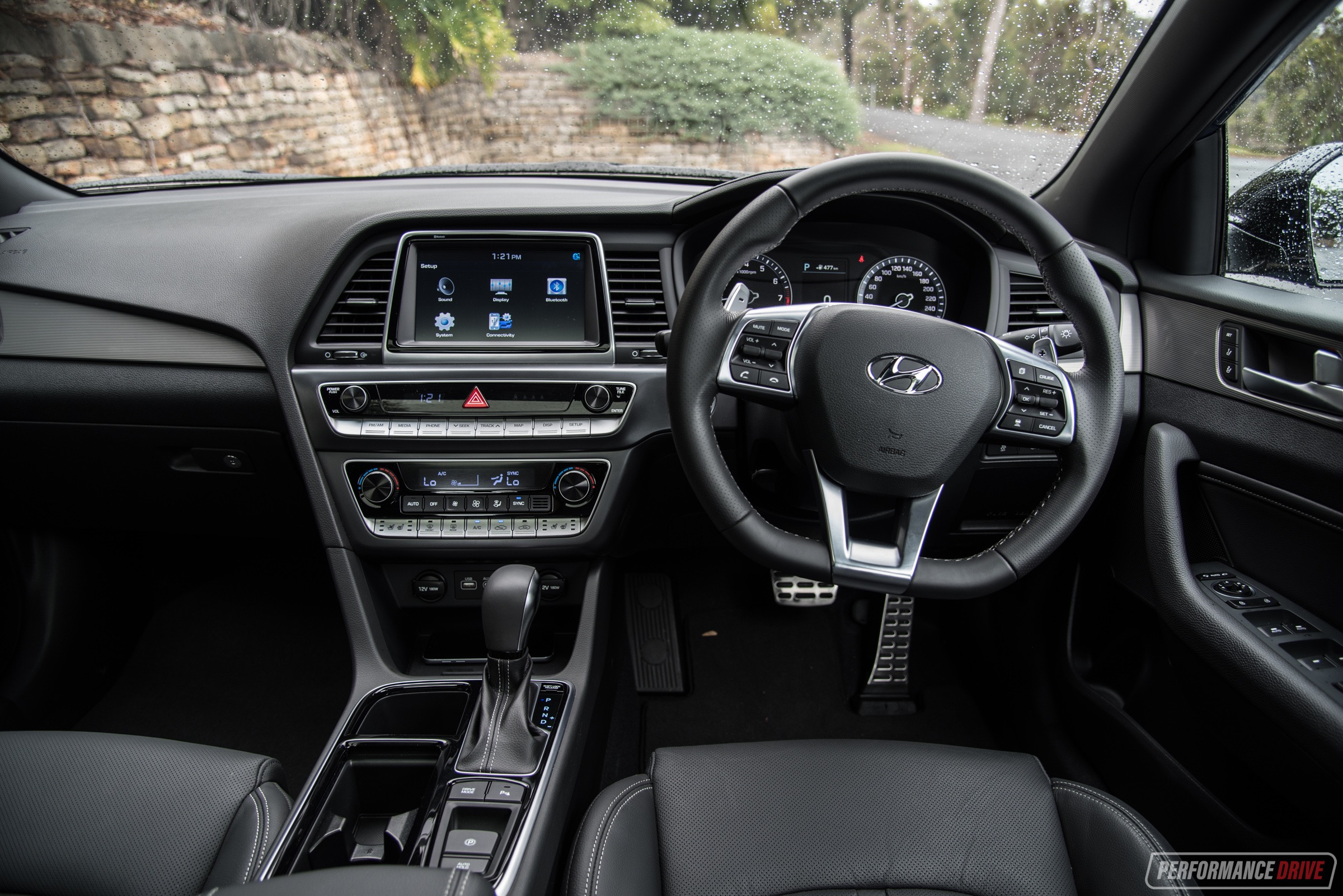 2018 Hyundai Sonata Premium Interior