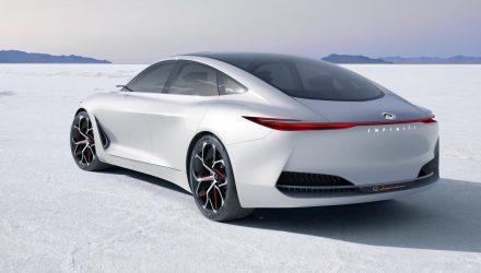 Infiniti Q Inspiration Concept teased, previews next-gen sedans