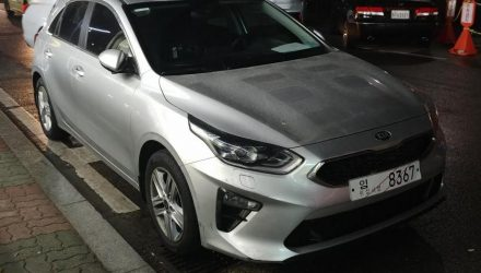 2018 Kia Cee'd spotted in full, previews new Cerato?
