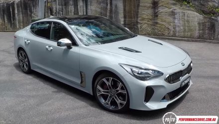 2018 Kia Stinger GT POV review – first impressions (video)