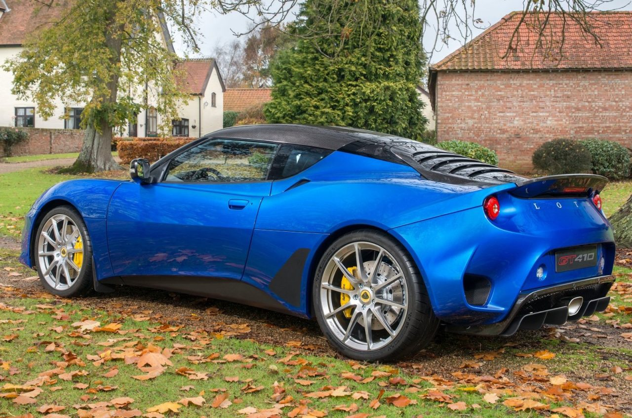 2018 lotus evora gt410 sport announced replaces evora