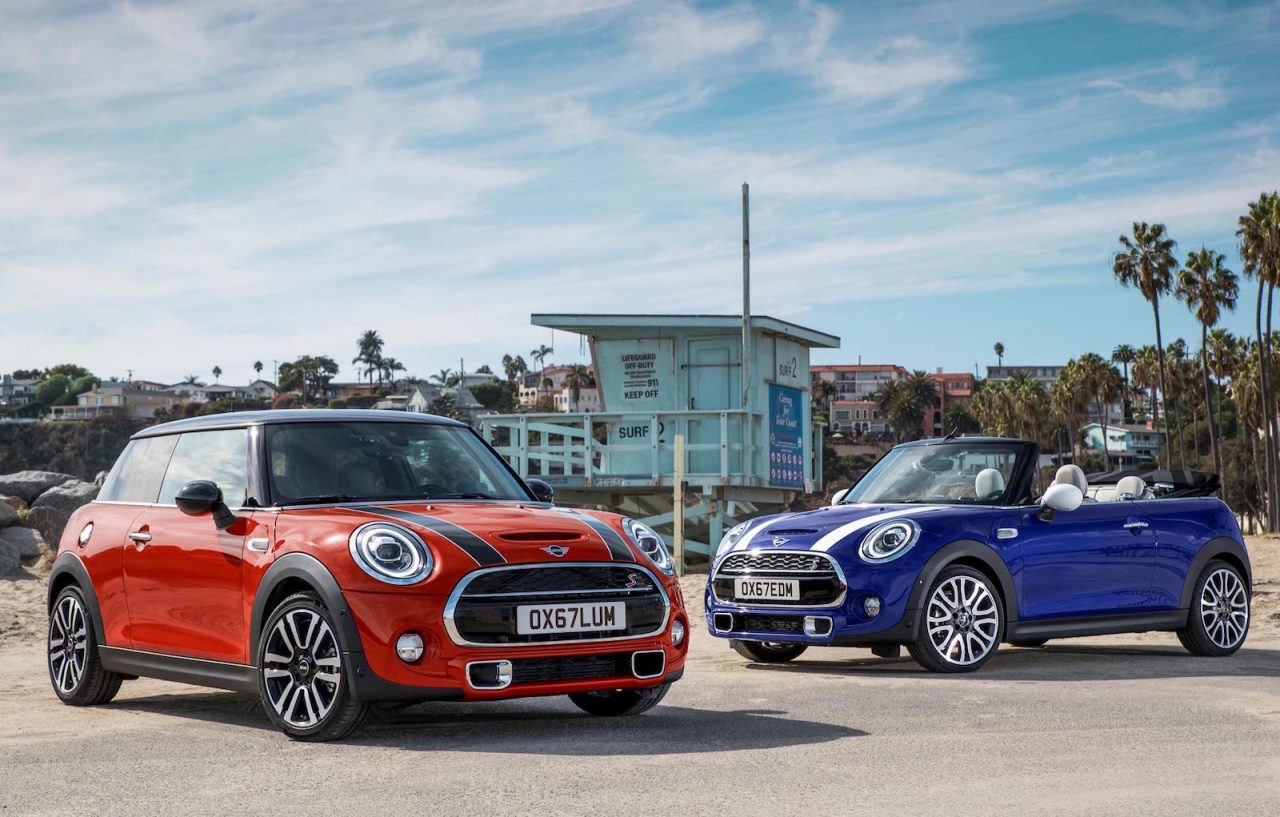 2018 MINI Revealed With Added Tech, New 7spd Dual-clutch