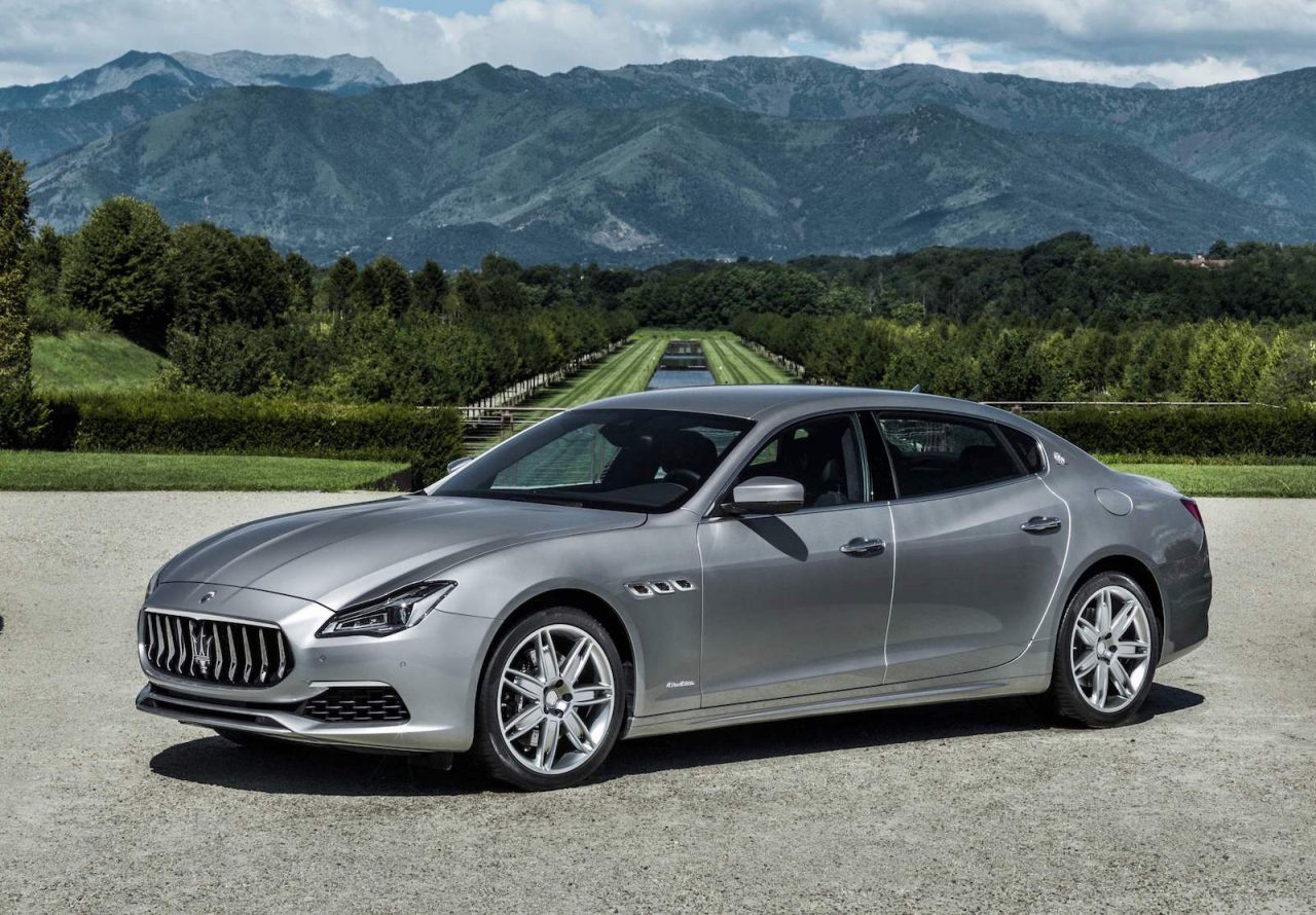 2018 Maserati Quattroporte Update Now On Sale In Australia