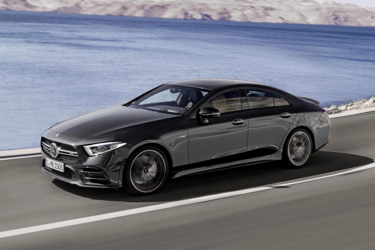 mercedes amg 53 revealed with inline 6cyl cls 53 and e 53 performancedrive. Black Bedroom Furniture Sets. Home Design Ideas