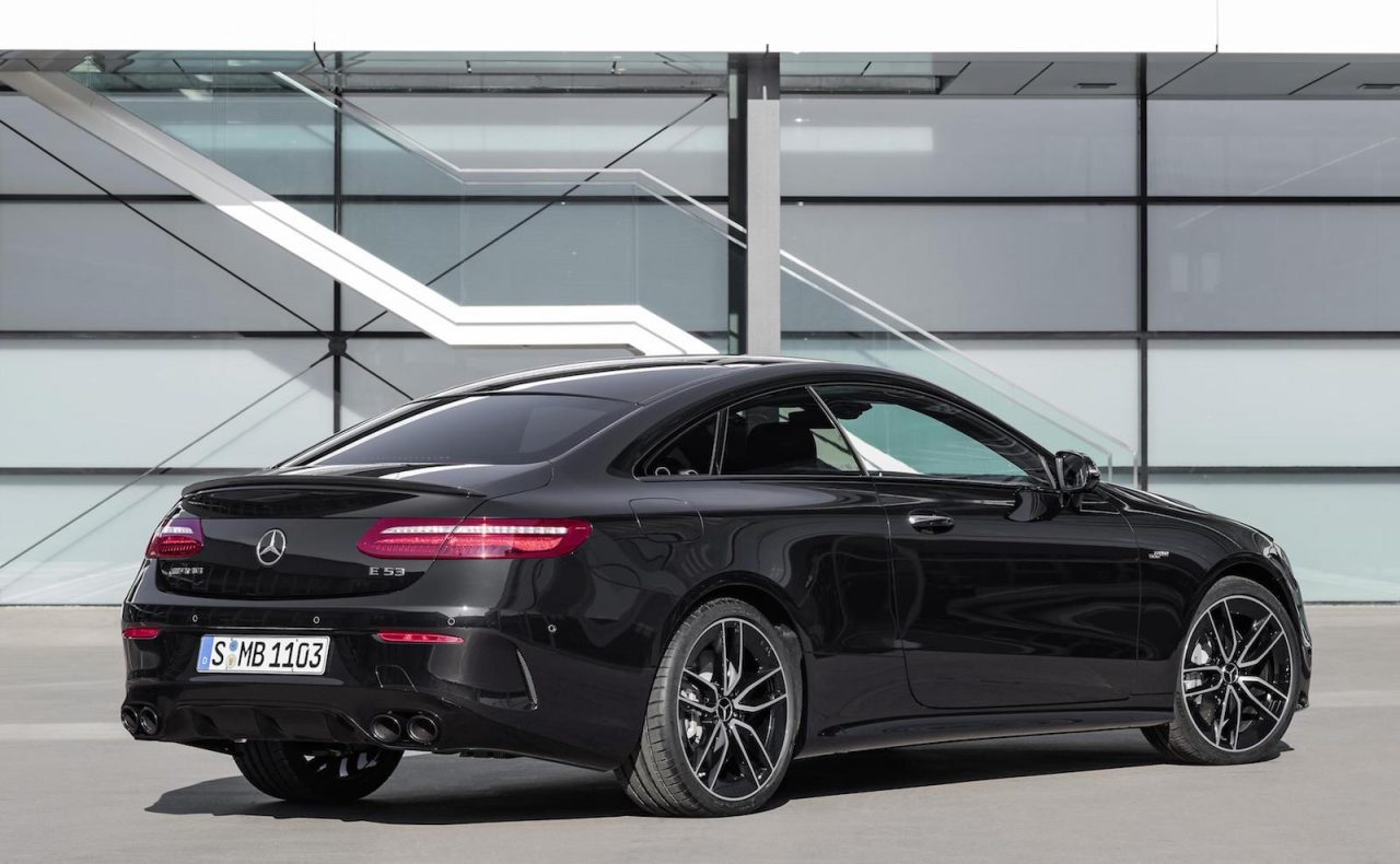 Amg Auto Sales >> Mercedes-AMG 53 revealed with inline 6cyl; CLS 53 and E 53 | PerformanceDrive