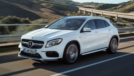 Mercedes-Benz, BMW, Audi report record global sales in 2017
