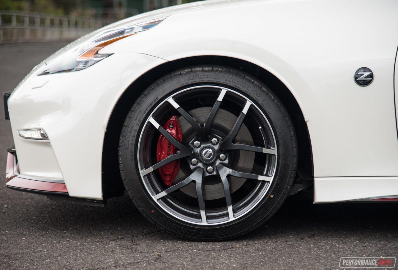 Nissan Rock Hill >> 2018 Nissan 370Z Nismo review (video)   PerformanceDrive