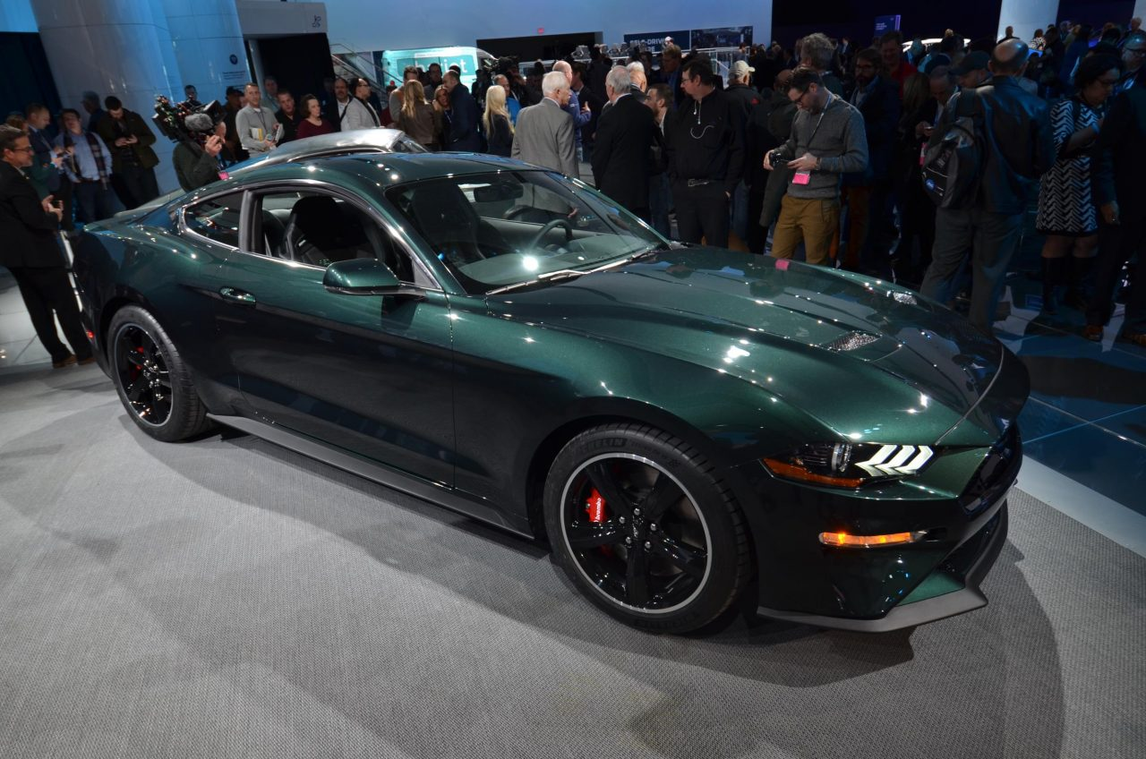 2018 North American International Auto Show Highlights