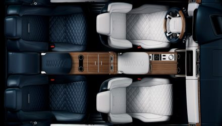 Range Rover SV Coupe previewed ahead Geneva debut