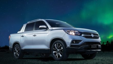2018 SsangYong Rexton Sports revealed as new ute