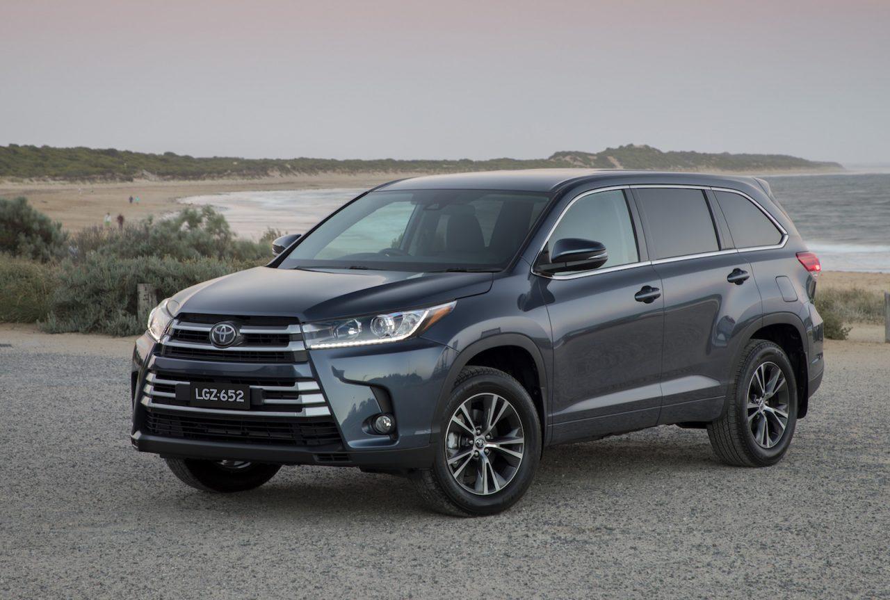 Toyota Australia boosts safety tech across Kluger range ...