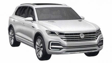 2018 Volkswagen Touareg confirmed for second quarter