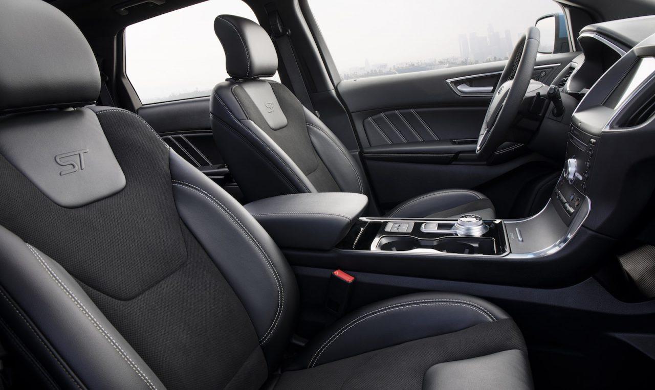 2019 ford edge st revealed as proper performance variant. Black Bedroom Furniture Sets. Home Design Ideas