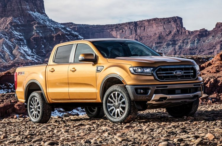 Ford Ranger finally reintroduced with production set to start in 2018
