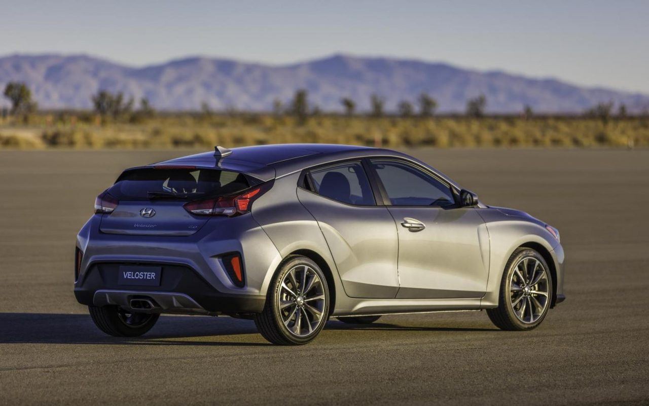 2019 hyundai veloster revealed performance veloster n added performancedrive. Black Bedroom Furniture Sets. Home Design Ideas