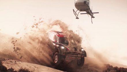 Video: DAKAR 18 trailer looks good, new rally game for PS4