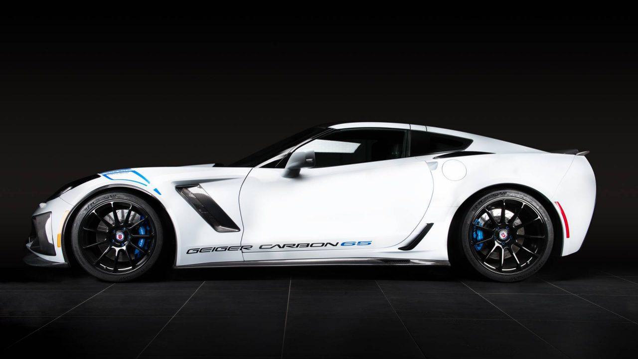 Geigercars Develops Insane Track Ready Corvette Z06