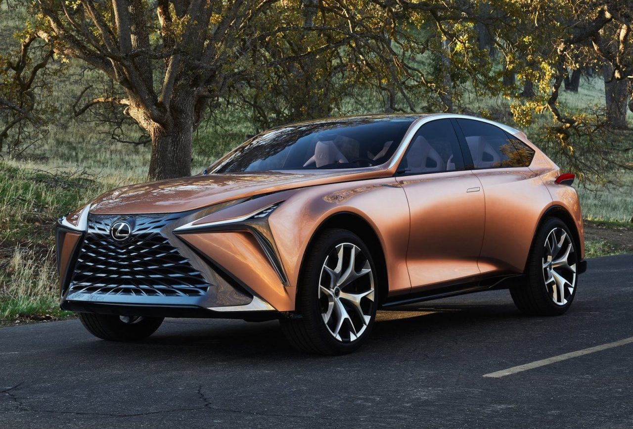 lexus lf 1 limitless concept hints at flagship crossover performancedrive. Black Bedroom Furniture Sets. Home Design Ideas