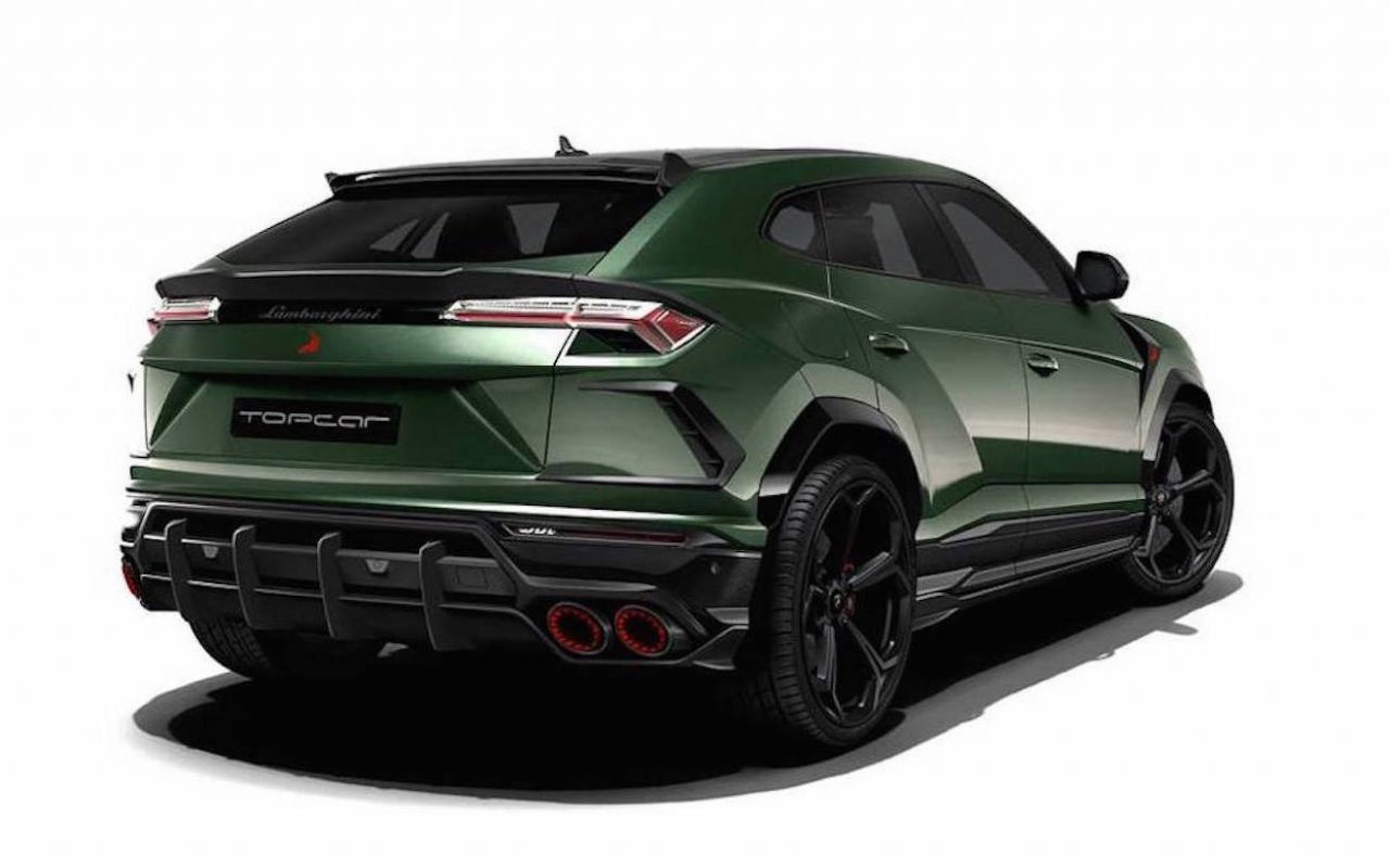 Tune Up Prices >> TopCar plans Lamborghini Urus upgrades already | PerformanceDrive