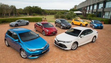 Australian vehicle sales for December 2017 (VFACTS) – best of the year