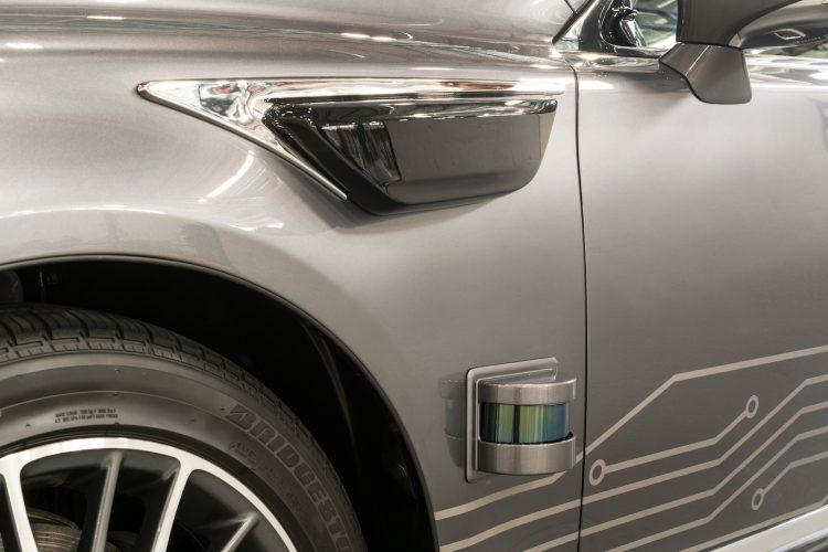 The Incredible Level-5 Autonomous Driving Equipment Lexus Is Bringing To CES