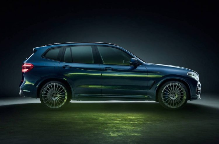The Alpina XD3 is like a diesel BMW X3 M