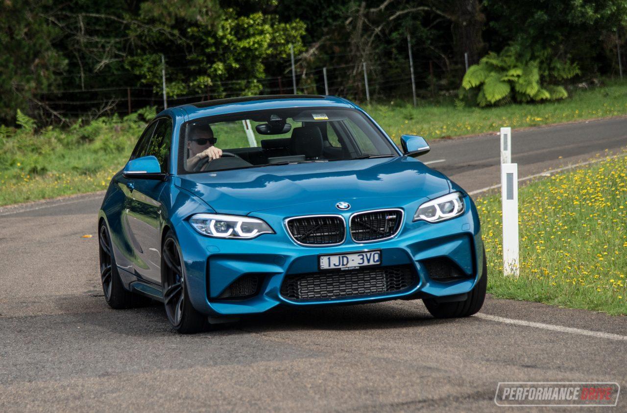 Bmw M2 Dash >> 2018 BMW M2 LCI review (video)   PerformanceDrive