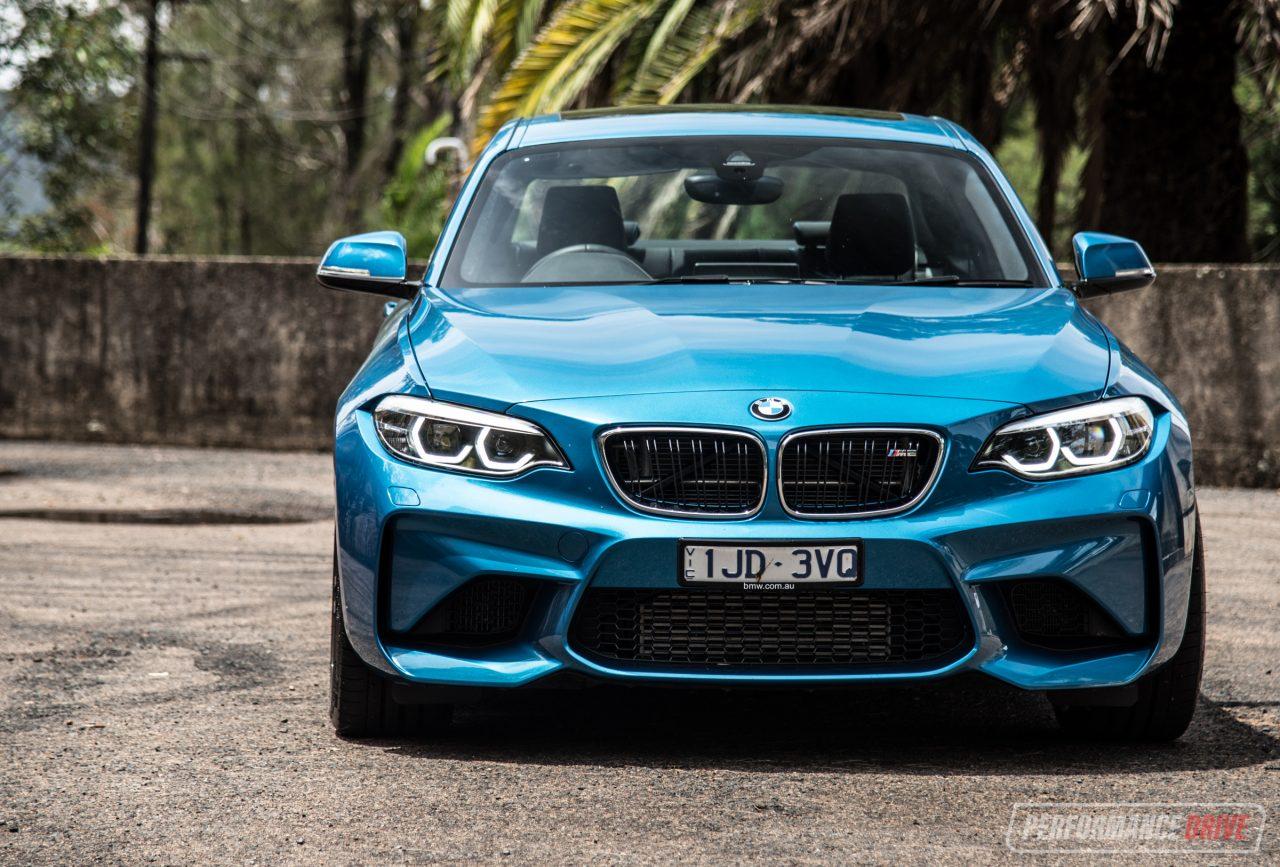 2018 BMW M2 LCI review (video)