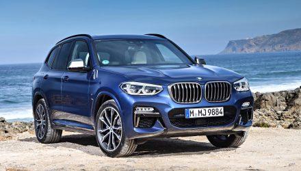2018 BMW X3 M40i on sale in Australia in July