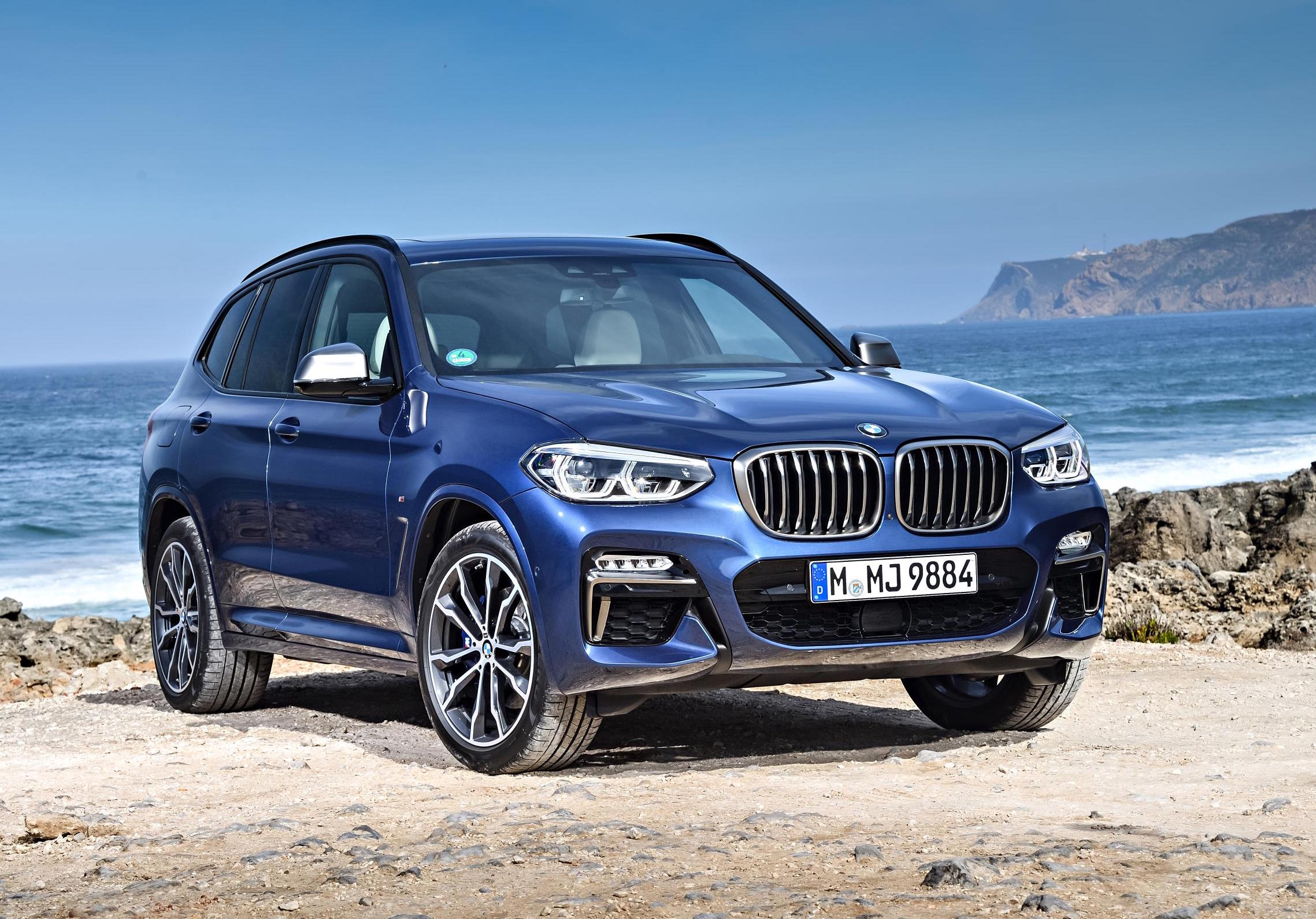 2018 bmw x3 m40i on sale in australia in july performancedrive. Black Bedroom Furniture Sets. Home Design Ideas