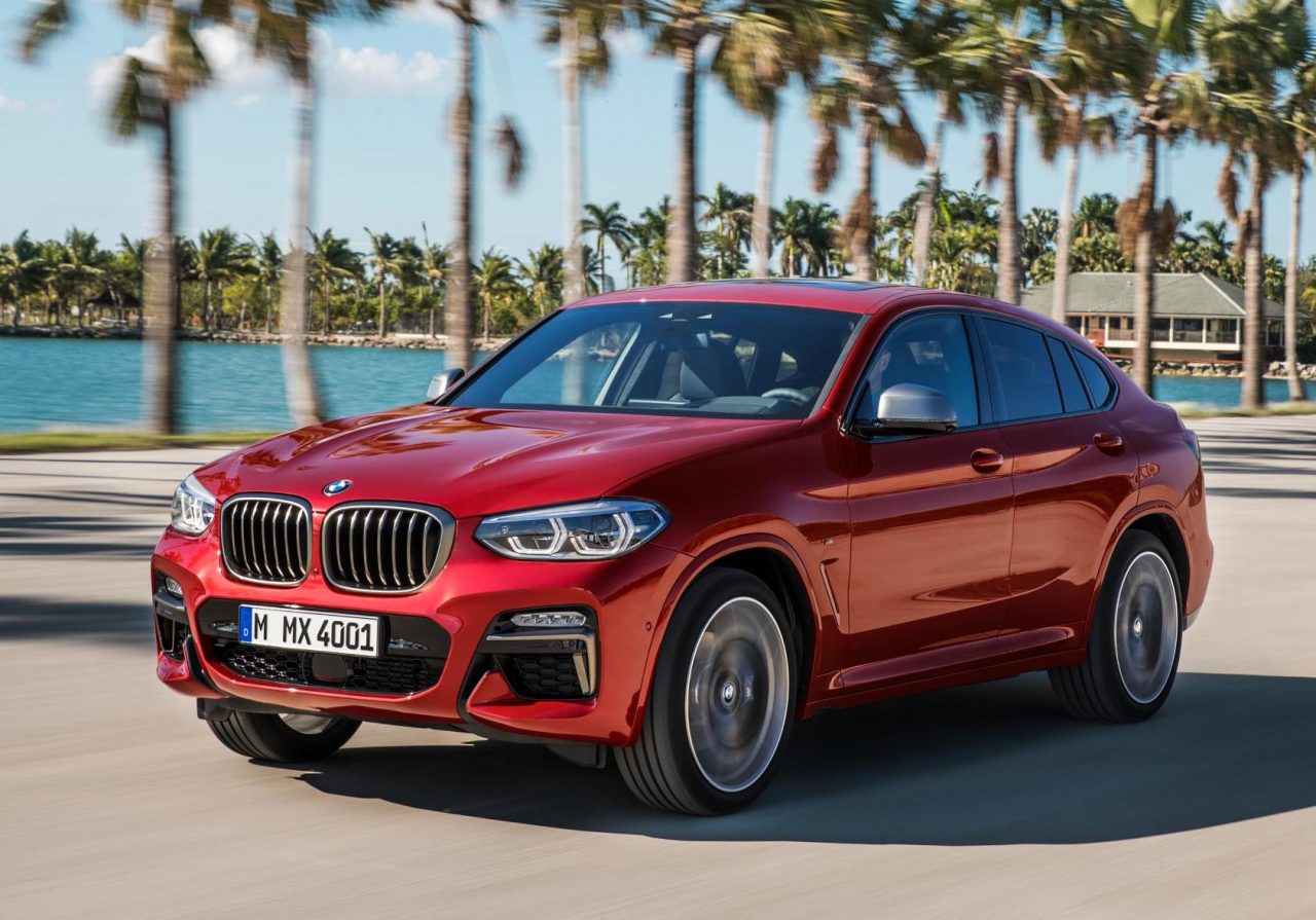 2018 bmw x4 revealed m40d performance diesel confirmed. Black Bedroom Furniture Sets. Home Design Ideas