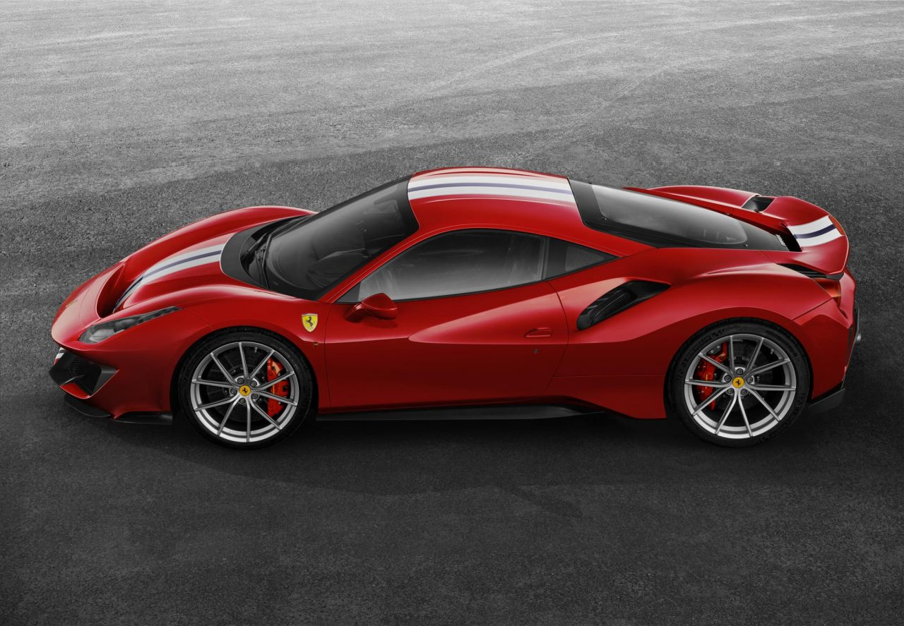 2018 Ferrari 488 Pista officially detailed | PerformanceDrive