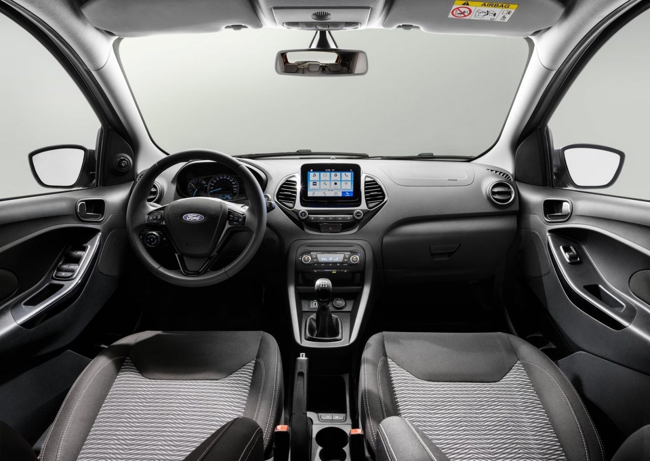 2018 ford ka revealed active crossover added performancedrive. Black Bedroom Furniture Sets. Home Design Ideas
