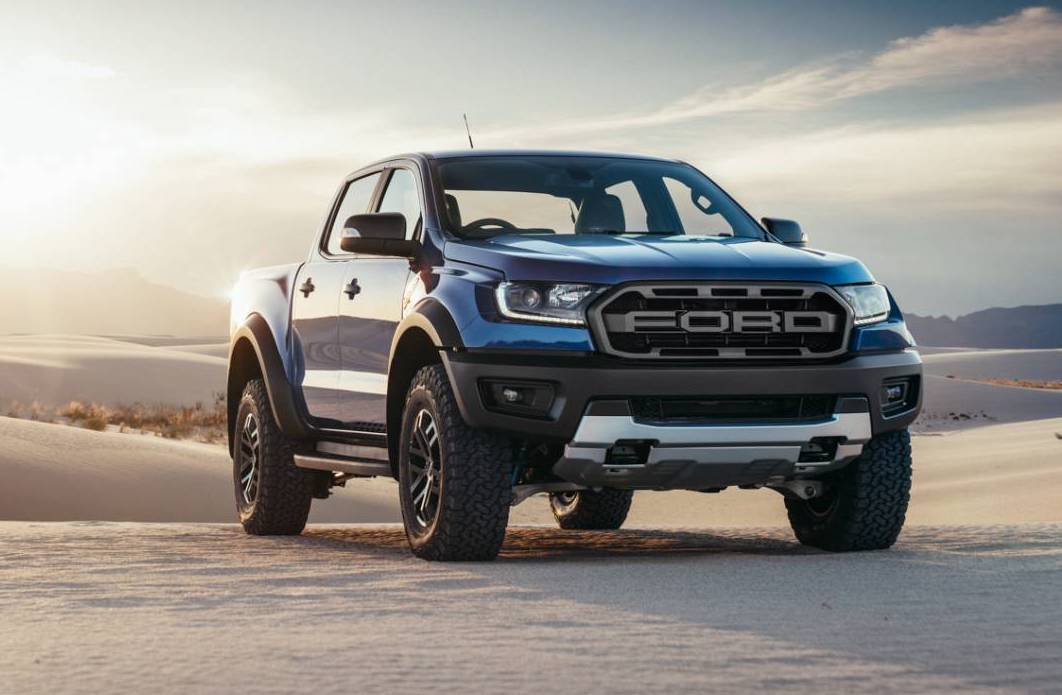 2018 Ford Ranger Raptor Unveiled Gets 2 0tt With 10 Spd