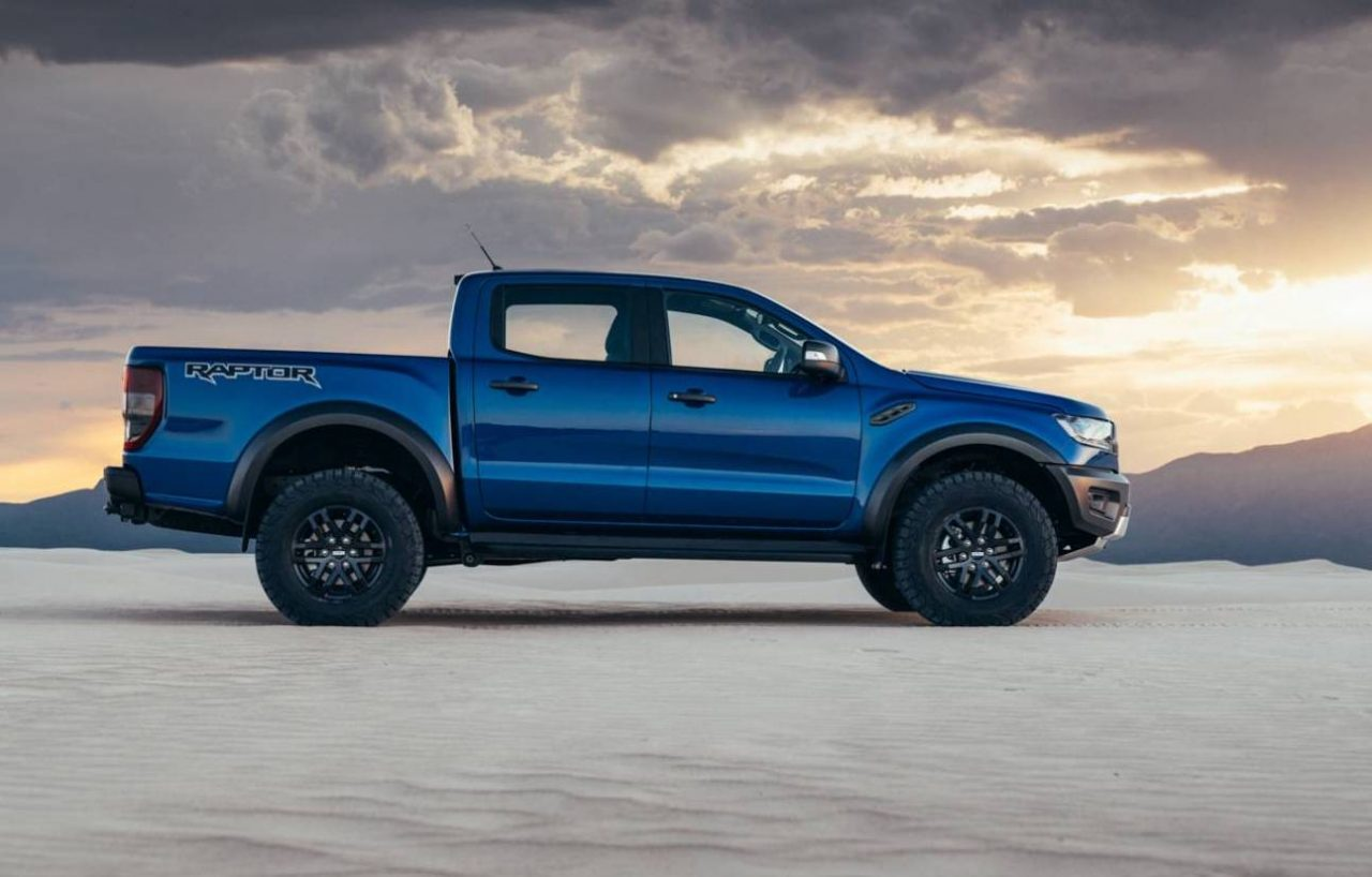 2018 Ford Ranger Raptor unveiled, gets 2.0TT with 10-spd | PerformanceDrive