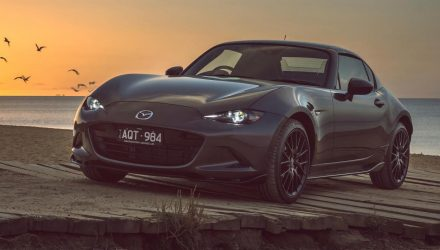 Mazda MX-5 RF Limited Edition now on sale in Australia