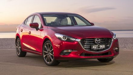 2018 Mazda3 updates announced for Australia