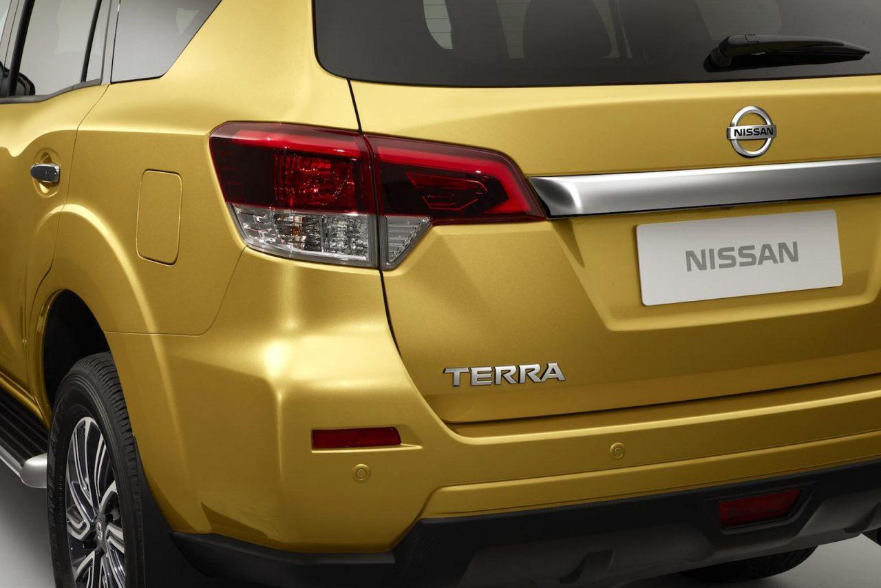 2018 Nissan Terra officially revealed, Navara-based SUV ...