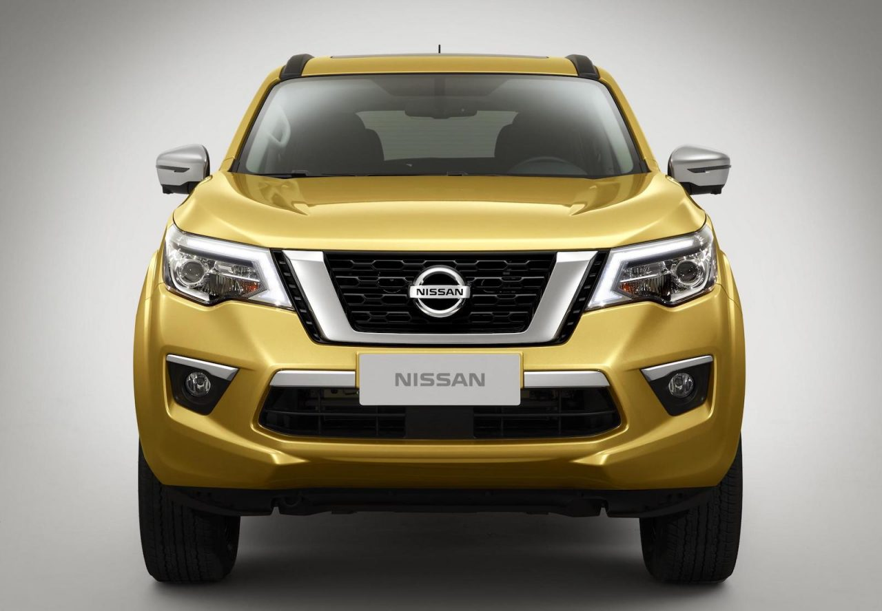 Pathfinder Turbo >> 2018 Nissan Terra officially revealed, Navara-based SUV for Asia | PerformanceDrive