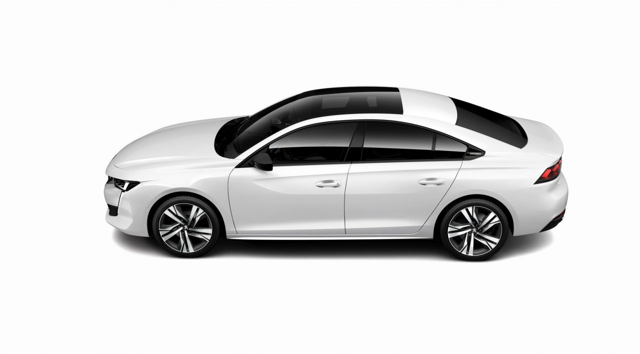 2019 peugeot 508 all new french mid sizer officially revealed performancedrive. Black Bedroom Furniture Sets. Home Design Ideas