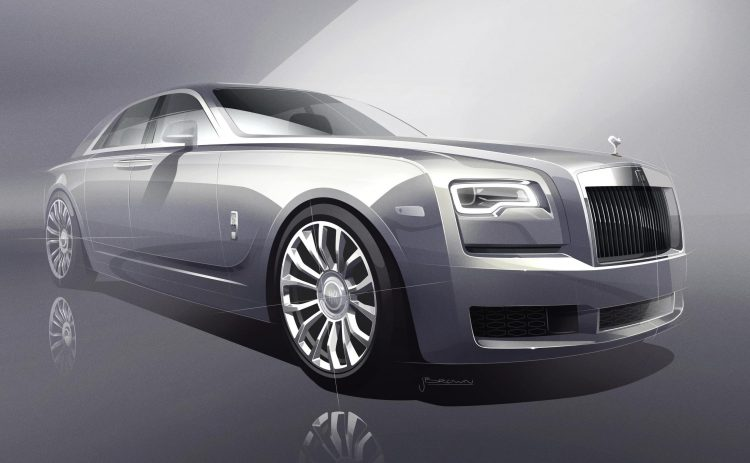 Rolls-Royce Reveals Stunning Silver Ghost Collection