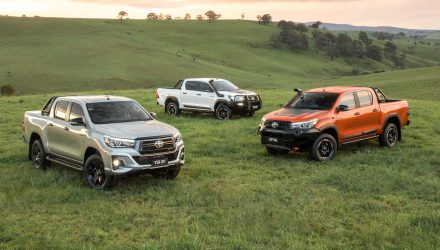 Australian vehicle sales for January 2018 (VFACTS)