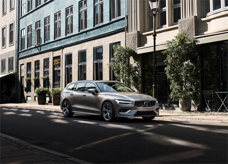 Volvo V60 First Look: Making Wagons Cool Again