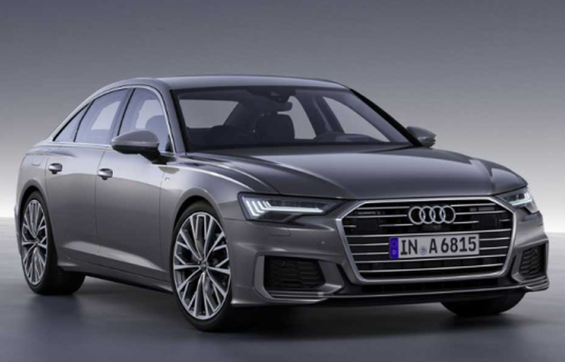 2019 audi a6 leaked ahead geneva motor show reveal performancedrive. Black Bedroom Furniture Sets. Home Design Ideas