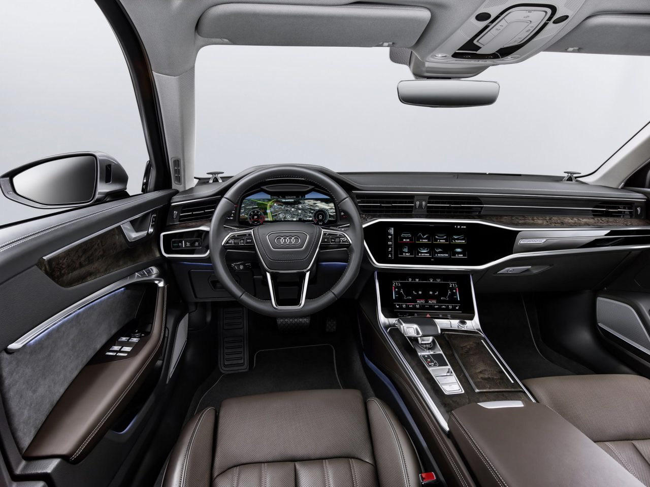 2019 Audi A6 unveiled; mild-hybrid technology, striking new design | PerformanceDrive