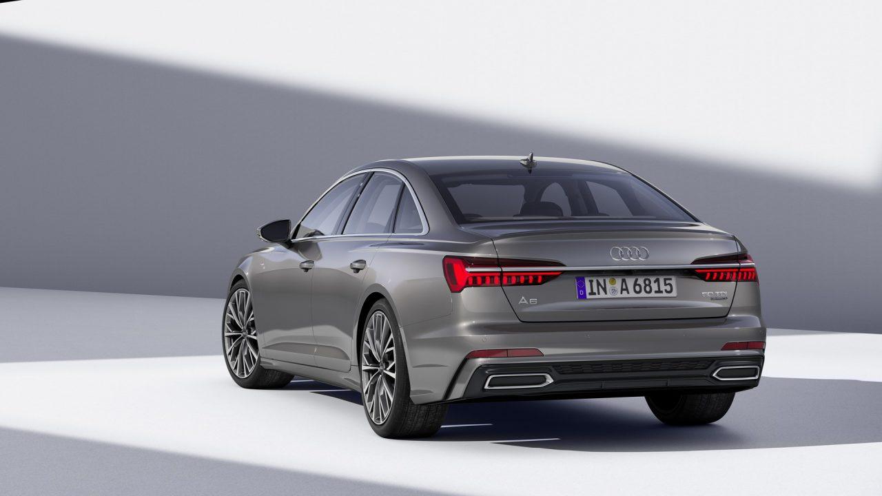 2019 Audi A6 Interior >> 2019 Audi A6 unveiled; mild-hybrid technology, striking new design   PerformanceDrive
