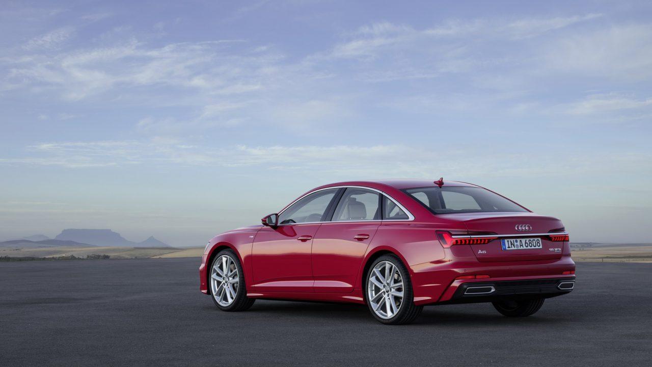 2019 Audi A6 Unveiled; Mild-hybrid Technology, Striking