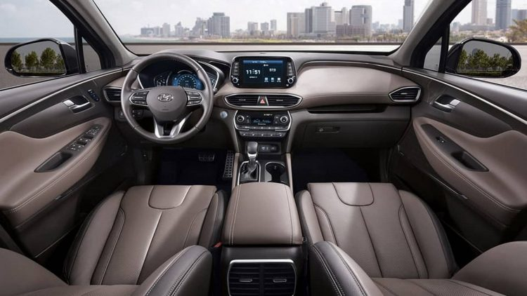 Hyundai Santa Fe First Official Images Are Out