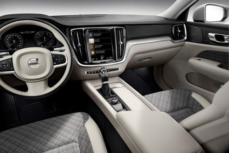 all new 2019 volvo s60 sedan to debut mid year performancedrive. Black Bedroom Furniture Sets. Home Design Ideas