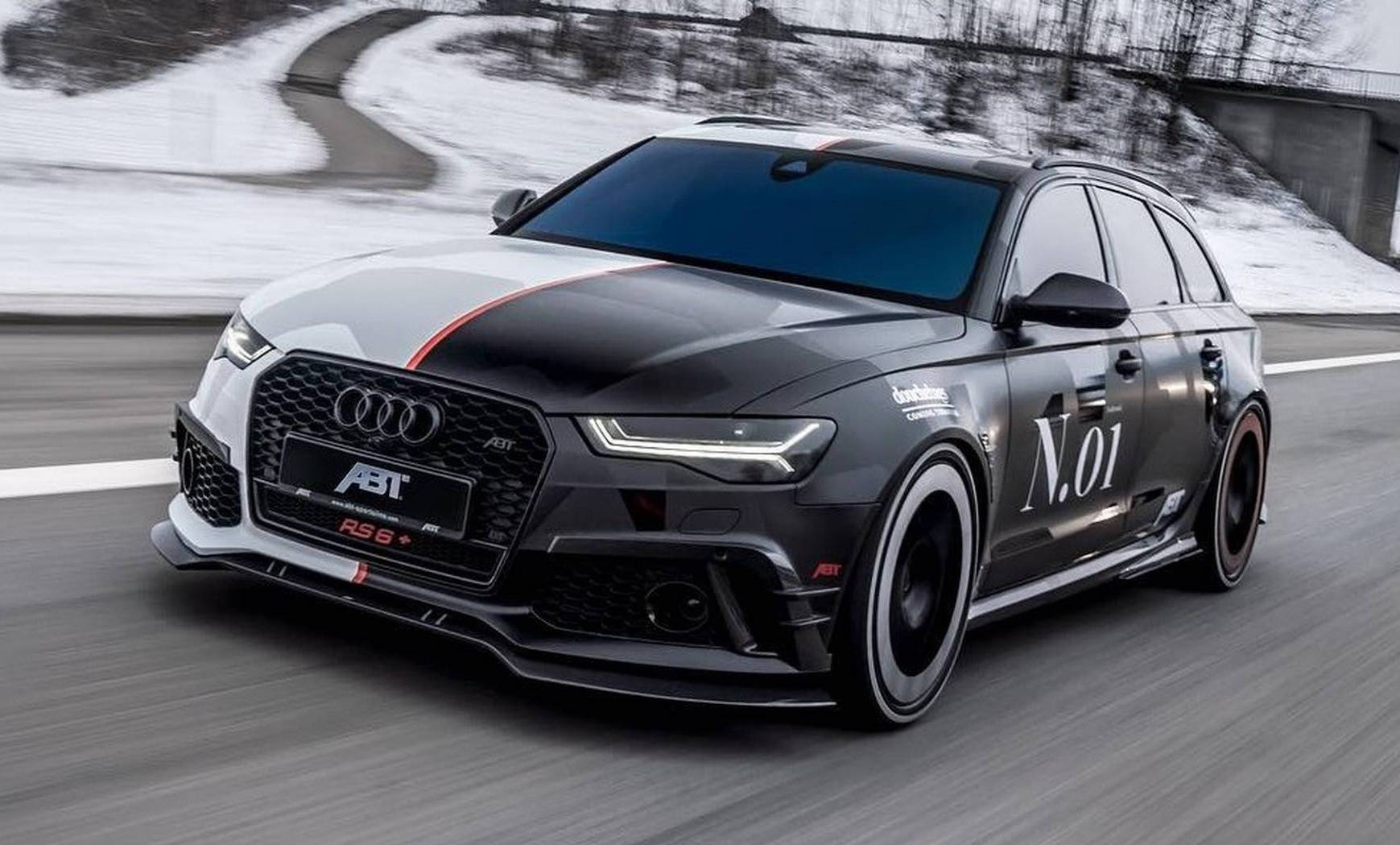 abt develops bonkers audi rs 6 39 phoenix 39 for jon olsson performancedrive. Black Bedroom Furniture Sets. Home Design Ideas